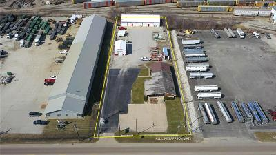 Wood River Commercial For Sale: 339 North Old St Louis Road