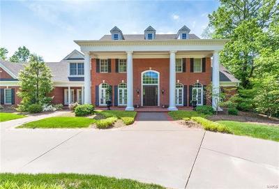 Ladue Single Family Home For Sale: 25 Deerfield Road