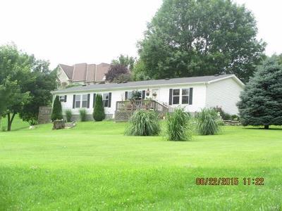 Louisiana Single Family Home For Sale: 23485 Jones Street