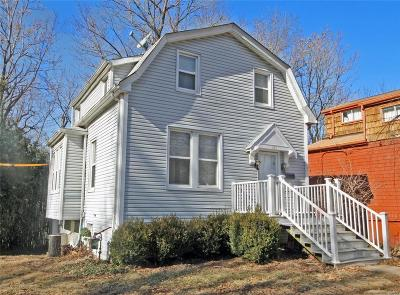 Webster Groves Single Family Home For Sale: 341 Page Avenue