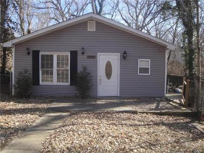 Fairview Heights Single Family Home For Sale: 610 St. Clair Road