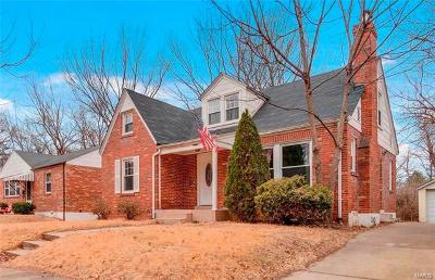 Single Family Home For Sale: 6959 Dartmouth Avenue
