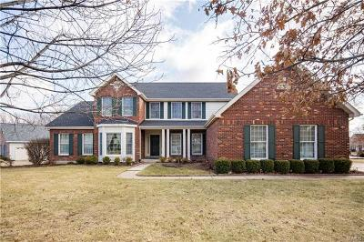 Wildwood Single Family Home For Sale: 16819 Westglen Farms Drive