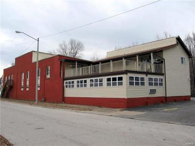 Edwardsville Commercial Contingent No Kickout: 333 South Kansas Street