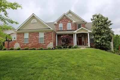 Weldon Spring Single Family Home For Sale: 1434 Lucerne Place
