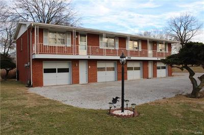 Maryville Multi Family Home Contingent No Kickout: 2816 Maryville Road