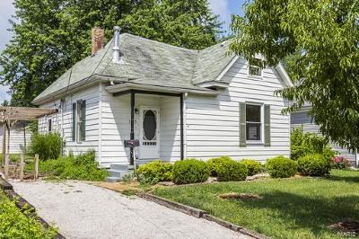 Edwardsville Single Family Home For Sale: 133 Columbia