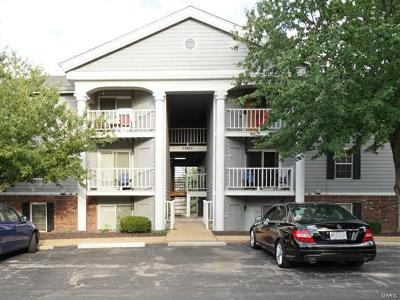 St Louis MO Condo/Townhouse For Sale: $84,500