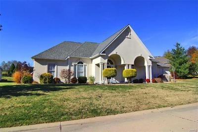 Cape Girardeau MO Single Family Home Contingent No Kickout: $329,900