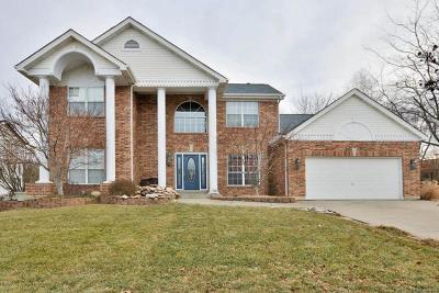 St Peters Single Family Home For Sale: 118 Tennessee Walker