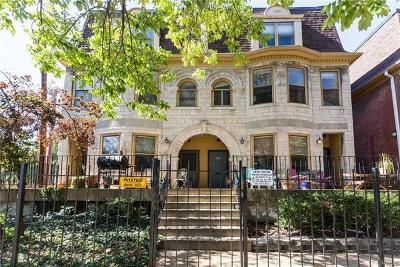 St Louis City County Condo/Townhouse For Sale: 325 North Boyle Avenue #A