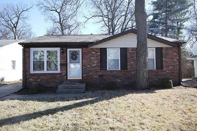 Belleville IL Single Family Home For Sale: $67,485