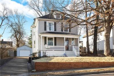 Webster Groves Single Family Home For Sale: 836 Marshall Avenue