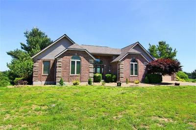 Cape Girardeau County Single Family Home For Sale: 2626 Wedgewood Drive