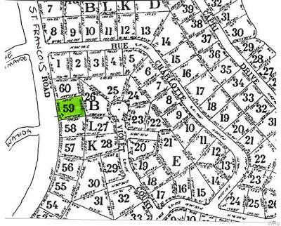 Residential Lots & Land For Sale: 59 St Francois Road