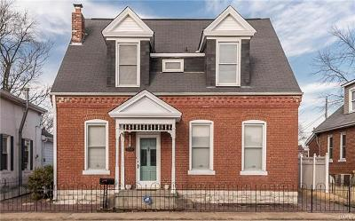 Single Family Home For Sale: 550 Madison