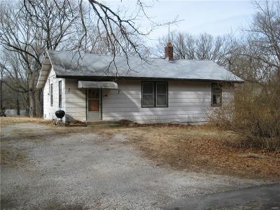 Eureka Single Family Home For Sale: 620 Diecke Road