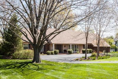 Chesterfield Single Family Home For Sale: 7 Fairlake Drive