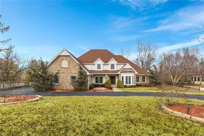 St Louis Single Family Home For Sale: 5510 Pine Wood Forest