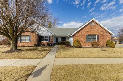 Florissant MO Single Family Home For Sale: $249,900
