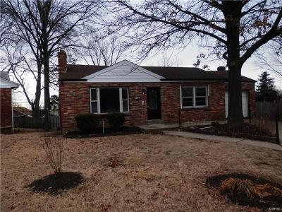 Single Family Home For Sale: 9153 Darlene Drive