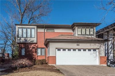 Single Family Home For Sale: 7037 Lindell Boulevard