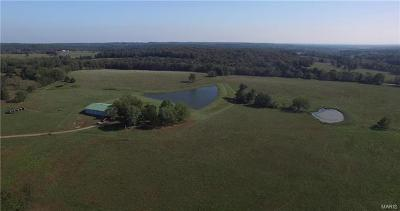 Farm For Sale: 17304 Highway 28 West