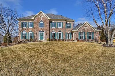 Eureka Single Family Home For Sale: 511 Inverrary