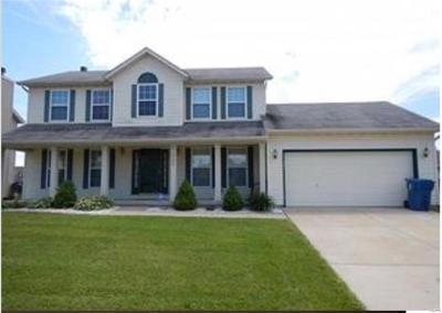 Shiloh Single Family Home For Sale: 756 Glen Mor