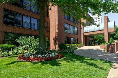 St Louis City County Condo/Townhouse For Sale: 4540 Laclede Avenue #205