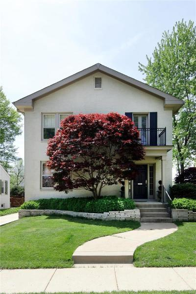 Ladue Single Family Home For Sale: 11 Waverton Drive