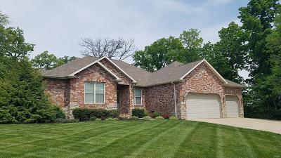 O'fallon Single Family Home For Sale: 525 Overbrook Circle