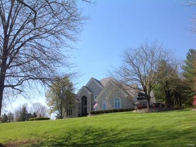 Wildwood Single Family Home For Sale: 19300 Deer Pointe Estates Drive