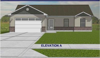 Caseyville New Construction For Sale: Tbb Xxx Calias Ii