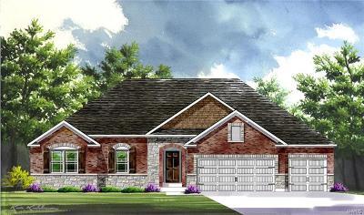 Chesterfield Single Family Home For Sale: Build Indigo@bur Oaks