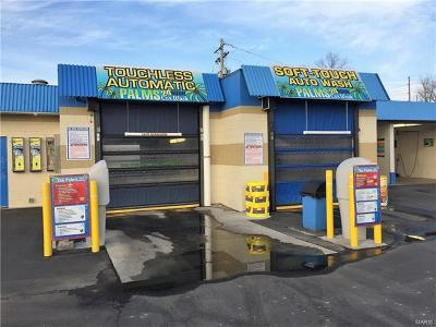 Fairview Heights Commercial For Sale: 5922 N. Illinois