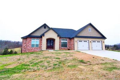 Cape Girardeau County Single Family Home For Sale: 236 Hickory Creek Lane