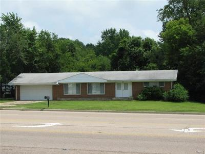 Glen Carbon Commercial For Sale: 4208 South State Route 159