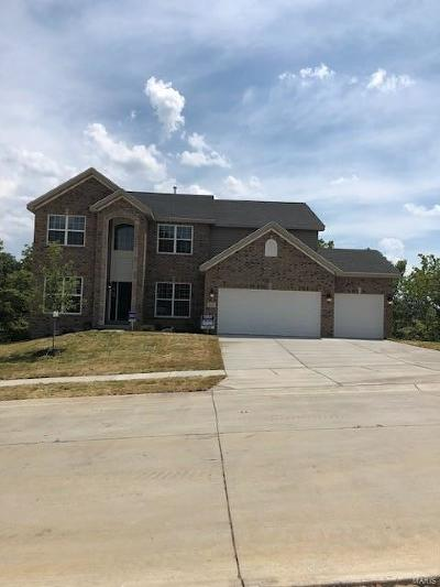 Lake St Louis Single Family Home For Sale: 281 Wyndstone - Sequoia Model