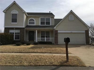 Single Family Home For Sale: 4126 Berview Lane