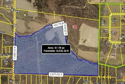 Moscow Mills Farm For Sale: 440 South Chantilly 81ac