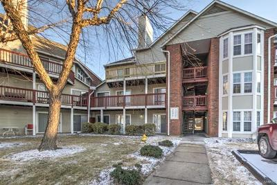 St Charles County Condo/Townhouse For Sale: 232 Shirley Ridge Drive
