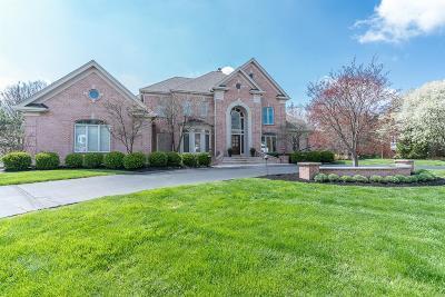 Frontenac Single Family Home For Sale: 17 Manderleigh Estates Court