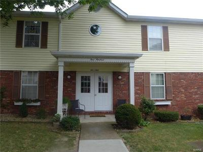Hannibal MO Condo/Townhouse For Sale: $79,900