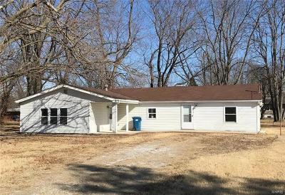 Maryville Single Family Home For Sale: 2722 Maryville Road