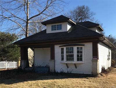 Collinsville Single Family Home For Sale: 804 St. Louis Road