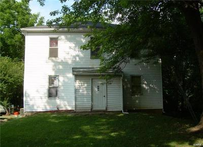 Glen Carbon Multi Family Home For Sale: 3734 State Route 157