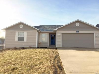 Cape Girardeau County Single Family Home For Sale: 154 Hawks Landing