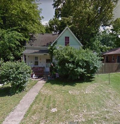 Belleville Single Family Home For Sale: 530 South 21st Street