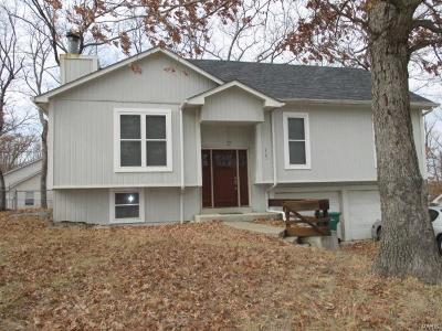 Foristell Single Family Home For Sale: 2701 Shady Oaks Drive